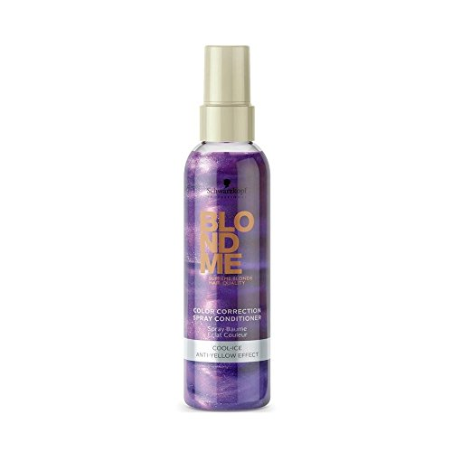 Schwarzkopf Blond Me Color Correction Conditionneur Spray 150 ml