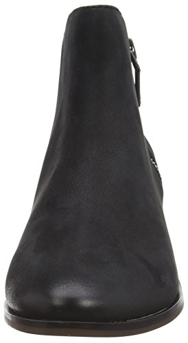 Aldo Damen Julianna Kurzschaft Stiefel Black (Black Nubuck)
