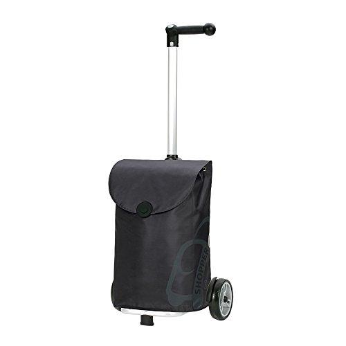 Andersen Shopper Unus mit Tasche Pepe 49 Liter grau