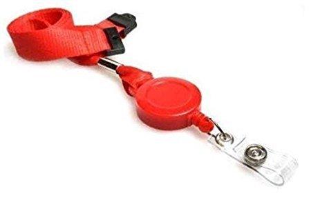 Waizmann.IDeaS® Umhängeband Lanyard Schlüsselband 15mm Sicherheitsverschluss