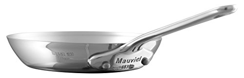 Mauviel 12 cm M'Minis Stainless Steel Fry Pan