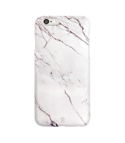 Case Scenario Schutzhülle für Apple iPhone 6 Plus weiß marmor weiß marmor