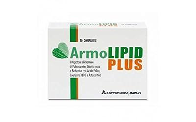 Armo Lipid Plus 20cpr by ARMOLIPID