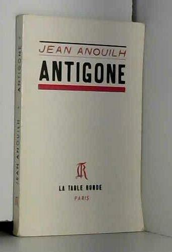 Antigone La Petite Vermillon By Jean Anouilh 2005-02-01
