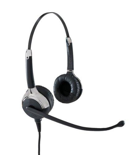 VXi UC ProSet 21P DC (Box) Binaural QD hdst noise cancel, 203035 (Binaural QD hdst noise cancel) (Hdst-systeme)