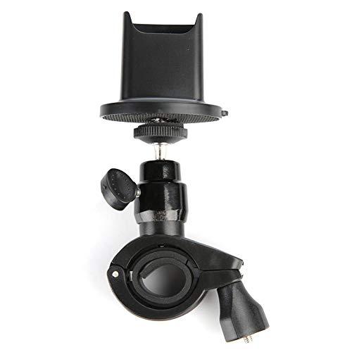 Mugast Fahrradlenkerhalterung für Action-Kamera, 360 ° drehbare Fahrradhalterung Zubehör für DJI Osmo Pocket-Kamera