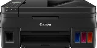 Canon Pixma G4000 Wireless All-In-One Color InkJet Printer (Black)