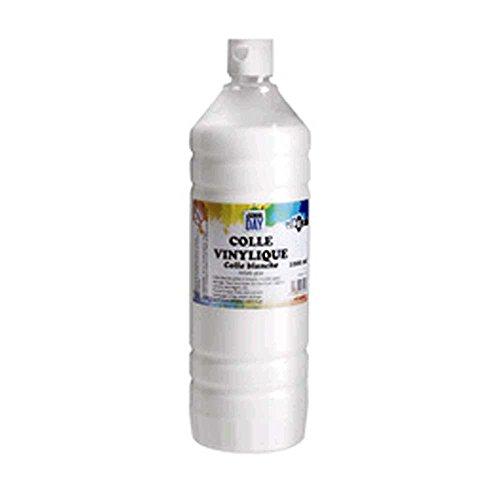 JPC 665900 Bastelkleber, 1.000 ml, weiá