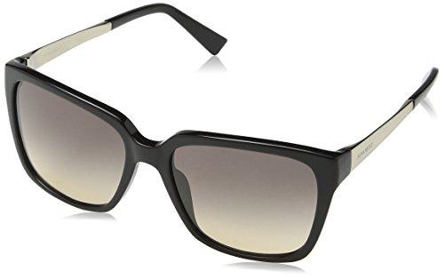 nina-ricci-womens-snr008-sunglasses-yellow-shiny-black-one-size