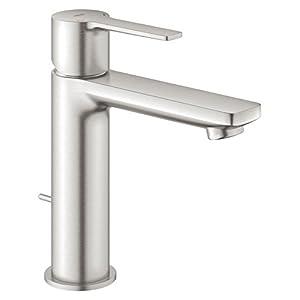 Grohe Lineare – Grifo de lavabo 1/2″ Tamaño XS, color cromo (Ref.23790001)