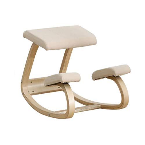 Silla ergonómica Rodillas Postura ortopédica Taburete