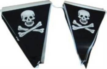 (Piraten Wimpel Flaggen)