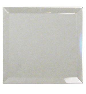 Square Glass Mirror Platform - BD1862