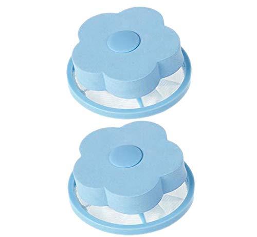 Koojawind Saubere Filter, Waschmaschine Haarentfernung Kleidung Saubere WäSche Ball Halten Filterbeutel Schwimmende Waschmaschine, Haarentfernung, Filterbeutel, Filter, Haarentferner, WäSche