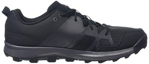 adidas Kanadia 8 Tr M, Chaussures de Running Homme Noir (Core Black/Iron Met,/Utility Black)