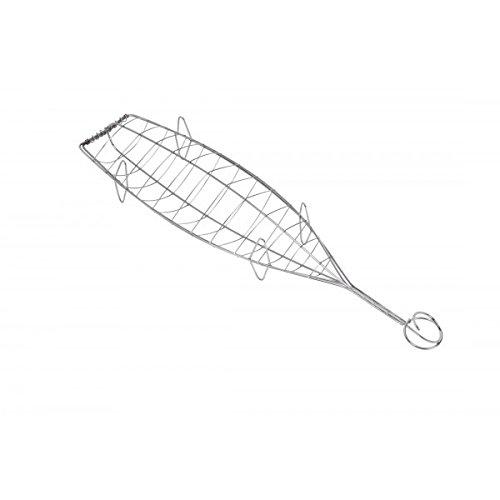 Parrilla besuguera inoxidable - parrilla pescado inox