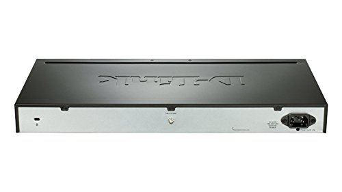 D-Link DGS-1210-48 48-Port Gigabit Smart Managed Switch including 4 Combo 1000BASE-T/SFP ports