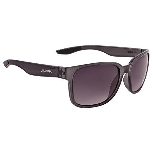 ALPINA Darcon Glasses Smoke transparent 2018 Fahrradbrille