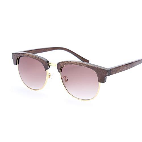 DelongKe Retro Polarisierte Sonnenbrille, Mode Cat Eye Retro Large Frame 100% UV-Schutz Geeignet Für Männer Und Frauen Angeln, Radfahren, Klettern,Gradient