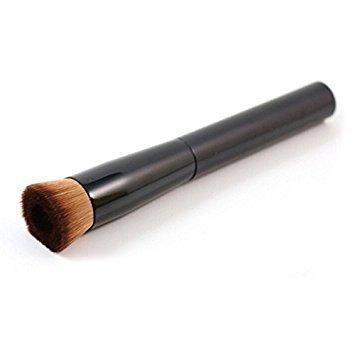 Pinceau de maquillage de bonne qualite - SODIAL(R)Polyvalent brosse pour le fond de teint Liquide et poudre. Pinceaux de maquillage, pinceau de Kabuki outil de maquillage de bonne qualite, Cosmetiques