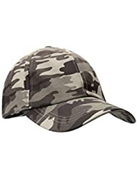 b2d302f761ff9 Mountain Warehouse Washed out Gorra de béisbol para Hombre - Gorra Ligera  para el Sol