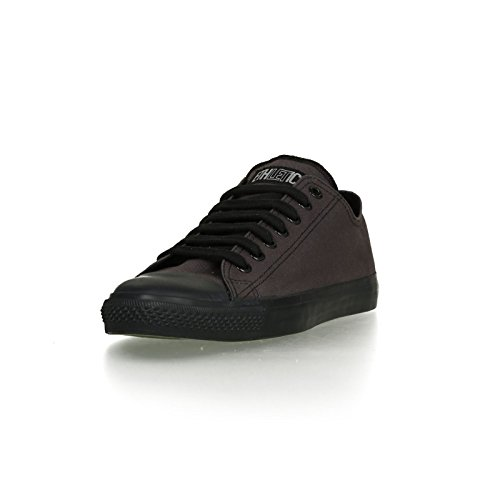 Ethletic Black Cap Vegan LoCut - Farbe Pewter Grey/Black Aus Bio-Baumwolle Größe 45 - 2