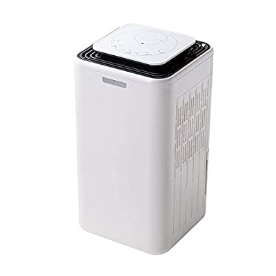 KY&cL Touch Screen Dehumidifier, 4 Gallons (30 Pints) Working Capacity/Every Day, with 2L Water Tank, Perfect for Home, Bedroom, Office, Living Room