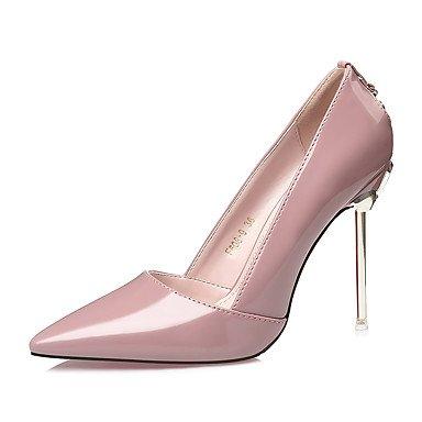 RTRY Donna Comfort Tacchi Cadono Dress Rhinestone Stiletto Heel Luce Rosa Viola Rubino Nero 4 In-4 3/4In US8 / EU39 / UK6 / CN39
