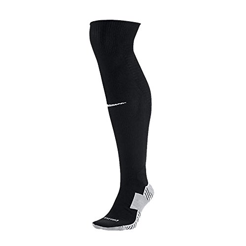 Nike FFF U Stad OTC 3R Calcetines, Hombre, Negro (Black/White), XS