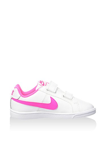 Nike Mädchen Court Royale (Psv) Sneaker Blanco (Blanco (White / Pink Blast))