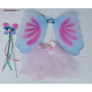 üm Kinder - Fee (Violette Fee Kostüme)