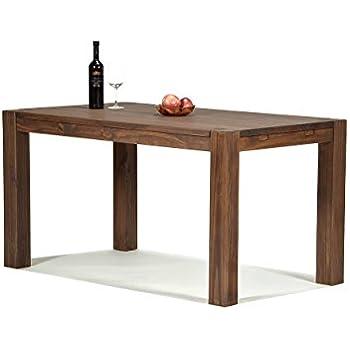Esstisch Rio Bonito 140x80 Cm Pinie Massivholz Geolt Und Gewachst Holz Tisch Fur Esszimmer Wohnzimmer Kuche Farbton Cognac Braun