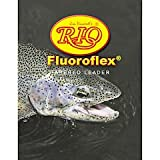 Rio Fliegenfischen Forelle 9'4x Angeln Führer, transparent