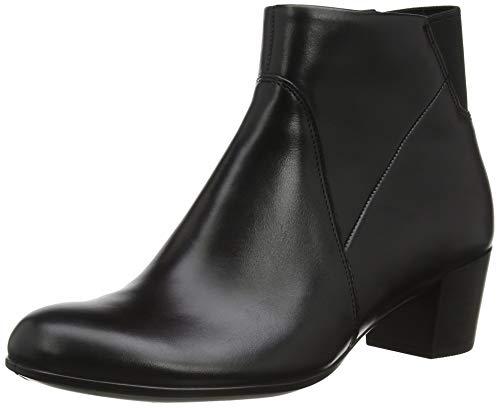 Ecco Damen Shape M 35 Stiefel, Schwarz (Black), 38 EU