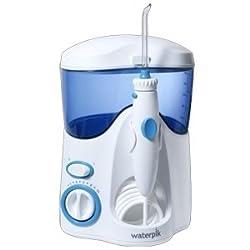 Waterpik WP100W Ultra Dental Water Flosser with 6 Unique Tip & 10 Pressure Settings, 5-90 psi
