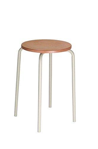 lotz-taburete-apilable-modelo-3250-asiento-altura-50-cm-gris-claro-asiento-de-haya-lotz
