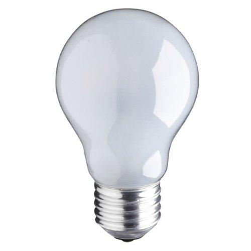 Standard Halogen Eco 28W E27mit Glas matt, energiesparend und dimmbar (30% Energieeinsparung)