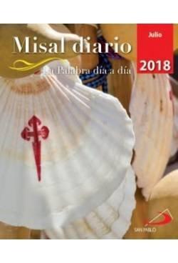 Misal diario julio 2018