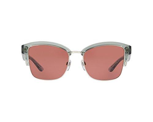 BURBERRY Damen 0Be4265 372575 54 Sonnenbrille, Blau (Blute/Viola)