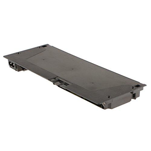 perfk Adaptador de Fuente de Alimentación ADP-160CR N16-160P1A para Sony PlayStation 4 PS4 Slim CUH-211-Negro