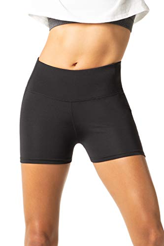 511444b111b78 LAPASA Short Sport Femme Yoga Fitness Running Gym Élastique Stretch Gaine  Large L09 (42
