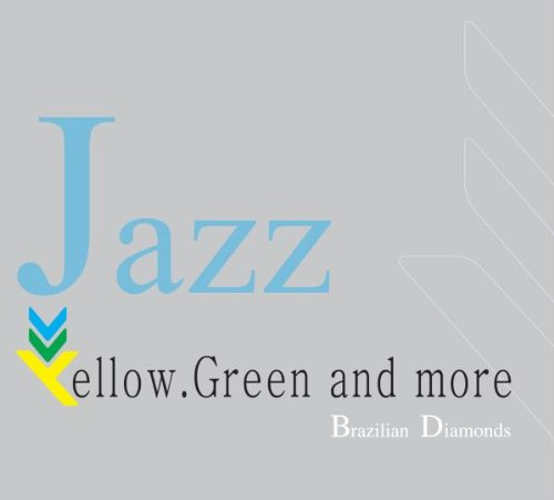 Yellow, Green and More Brazilian Diamonds