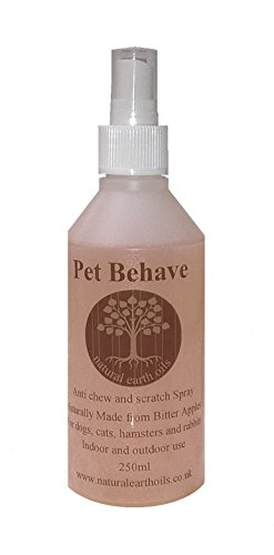 Pet Behave – Anti Chew – Bitter Apple – natural – 250ml