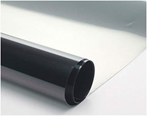 Película para ventanas Vinilo Ventana Cristal Vidrio Protector Solar Película Aislante Perspectiva unidireccional Auto-Adhesivo Película Solar Blackout Privacidad (Size : 80 * 500cm)