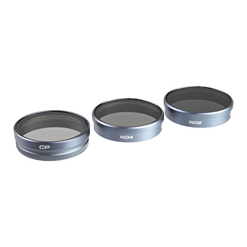 Polarpro DJI Phantom 4 Filter 3-Pack
