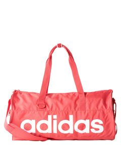 adidas Damen Sporttasche Perforated Team Bag Tasche, Joy S13/White, 25 x 25 x 50 cm, 25 Liter