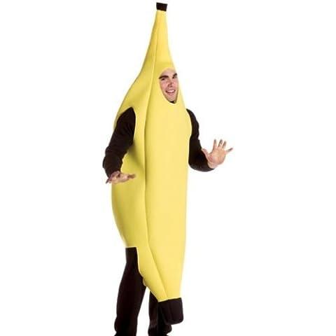 Banana Bananaman Fancy Dress Costume - Ideal Stag Night (disfraz)