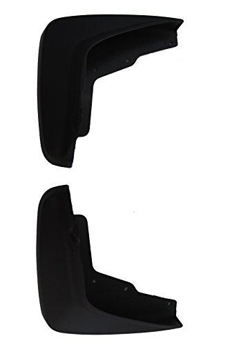 Genuine GM Accessories 17800979 Rear Molded Splash Guard by General Motors