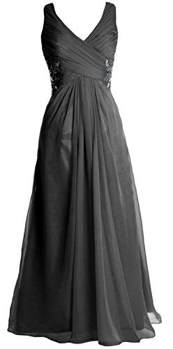 MACloth - Robe - Femme Noir