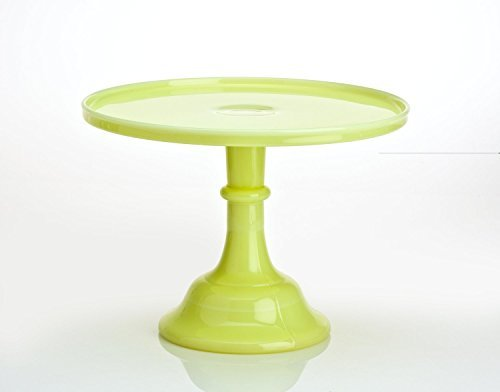 9-butter-cream-cake-stand-plate-bakers-quality-by-mosser-glassware